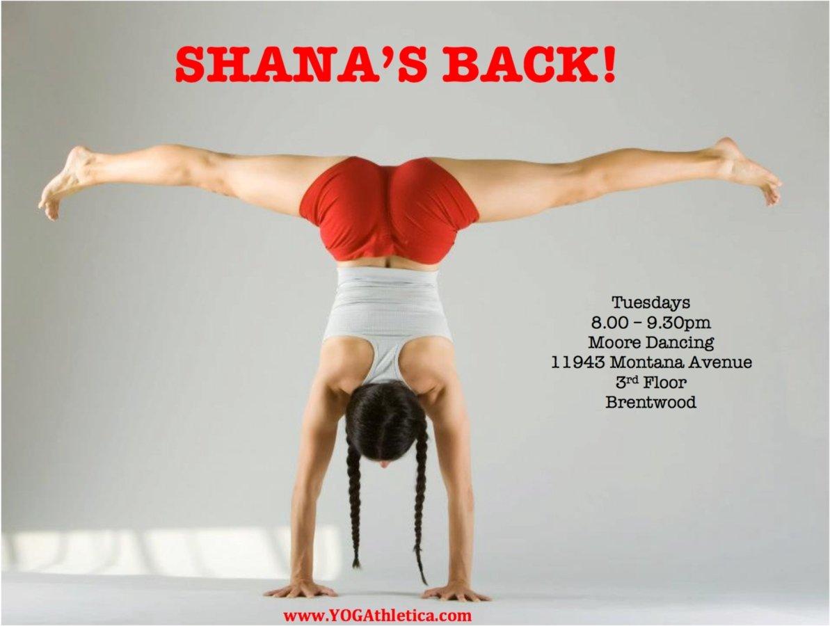 shana back