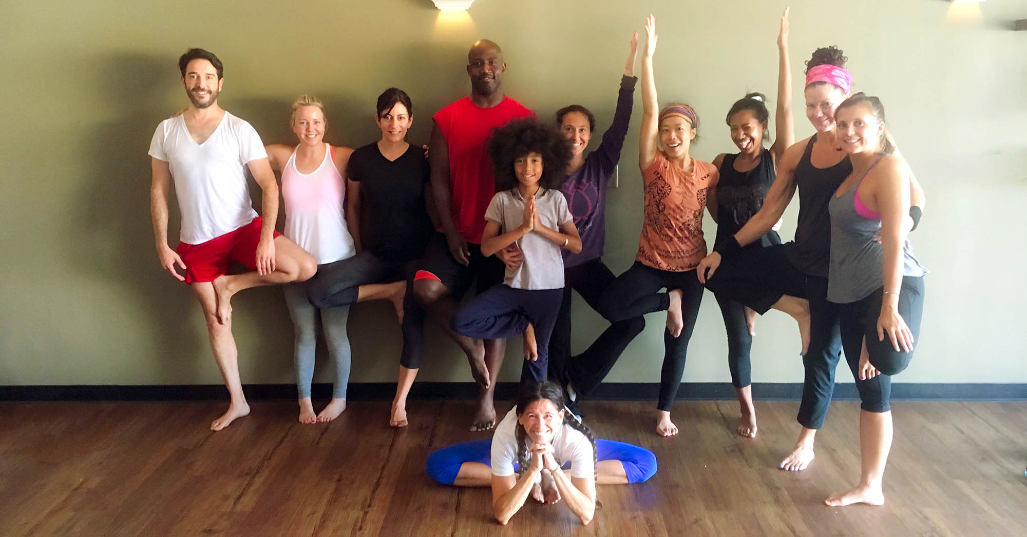 YOGAthletica Yoga Alliance 200 Hour Teacher Training