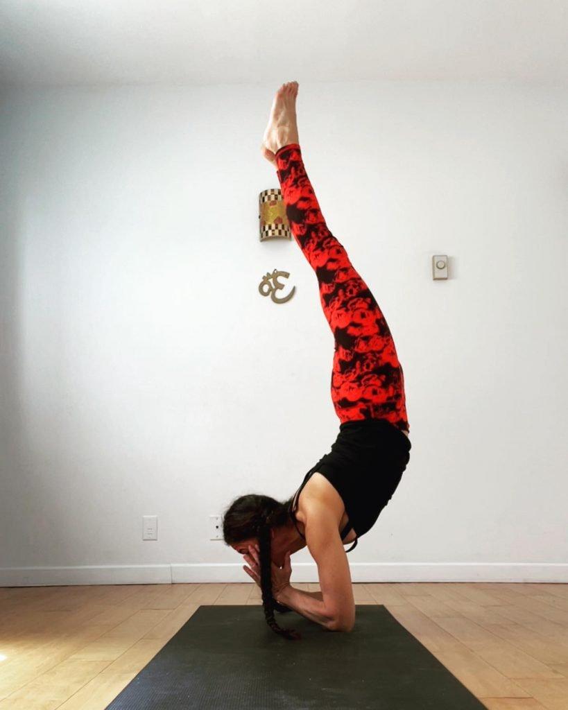 difficult yoga asana